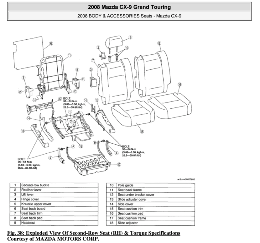 2001 mazda tribute fuel filter location