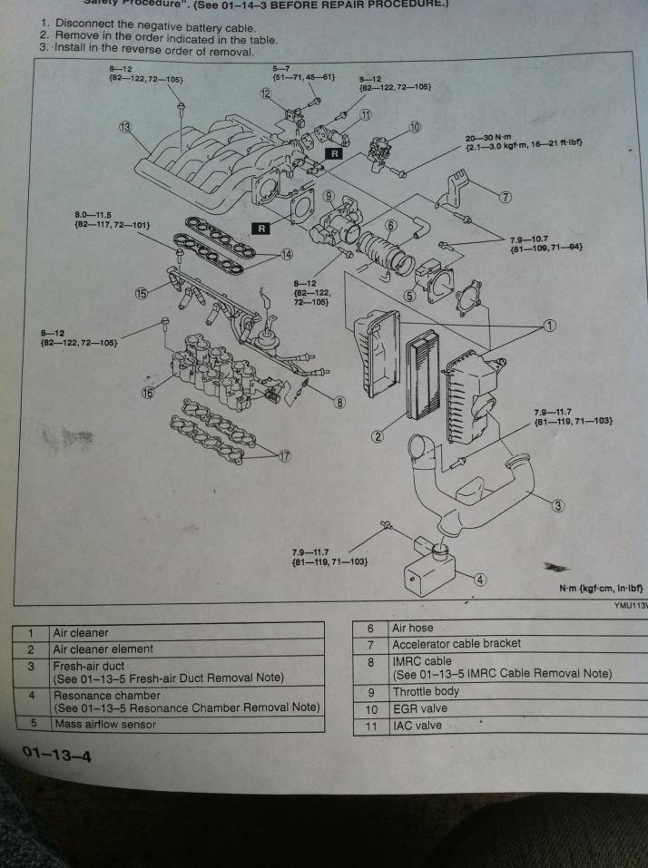 2000 Mazda Mpv Engine Diagram Bottom View - Data Wiring Diagram