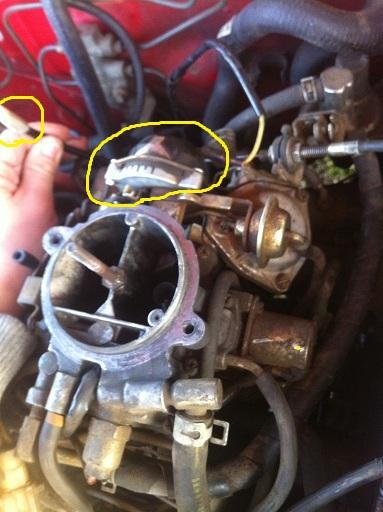 89 mazda b2200 throttle issues - Mazda Forum - Mazda Enthusiast Forums