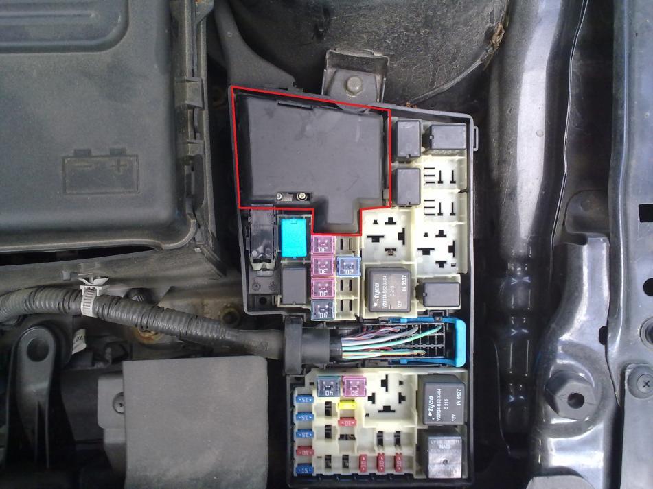 2005 Mazda 3 Fuse Box Location circuit diagram template