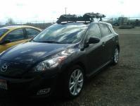 bike rack for roof rack - Mazda Forum - Mazda Enthusiast ...
