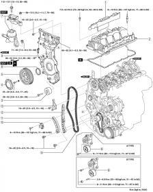 mazda rf engine diagrams