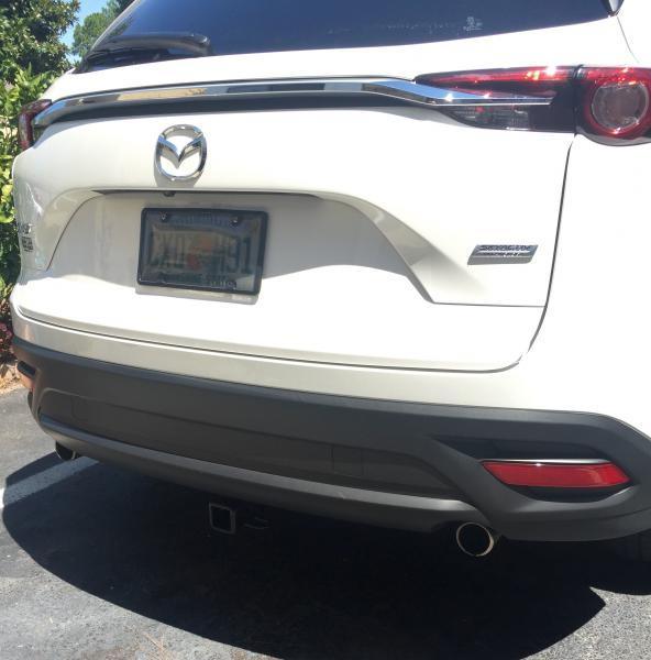 2016 CX-9 Hitch  Harness - Mazda Forum - Mazda Enthusiast Forums