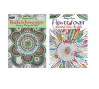 Adult Coloring Books-Wholesale Assortment #1 - Mazer Wholesale
