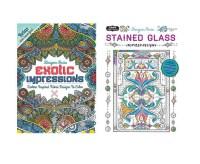 Adult Coloring Books-Wholesale Assortment #2 - Mazer Wholesale