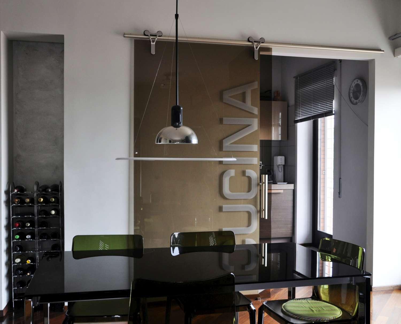 Beautiful Porte Scorrevoli Cucina Pictures - Home Interior Ideas ...