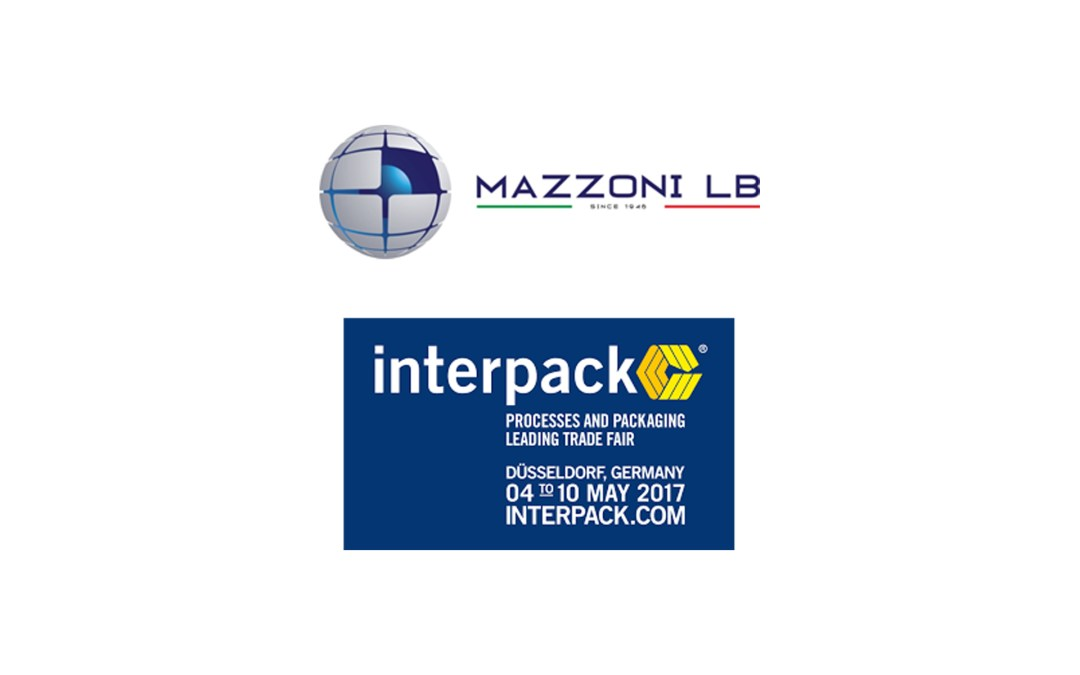 MAZZONI LB IN INTERPACK 2017 DUSSELDORF