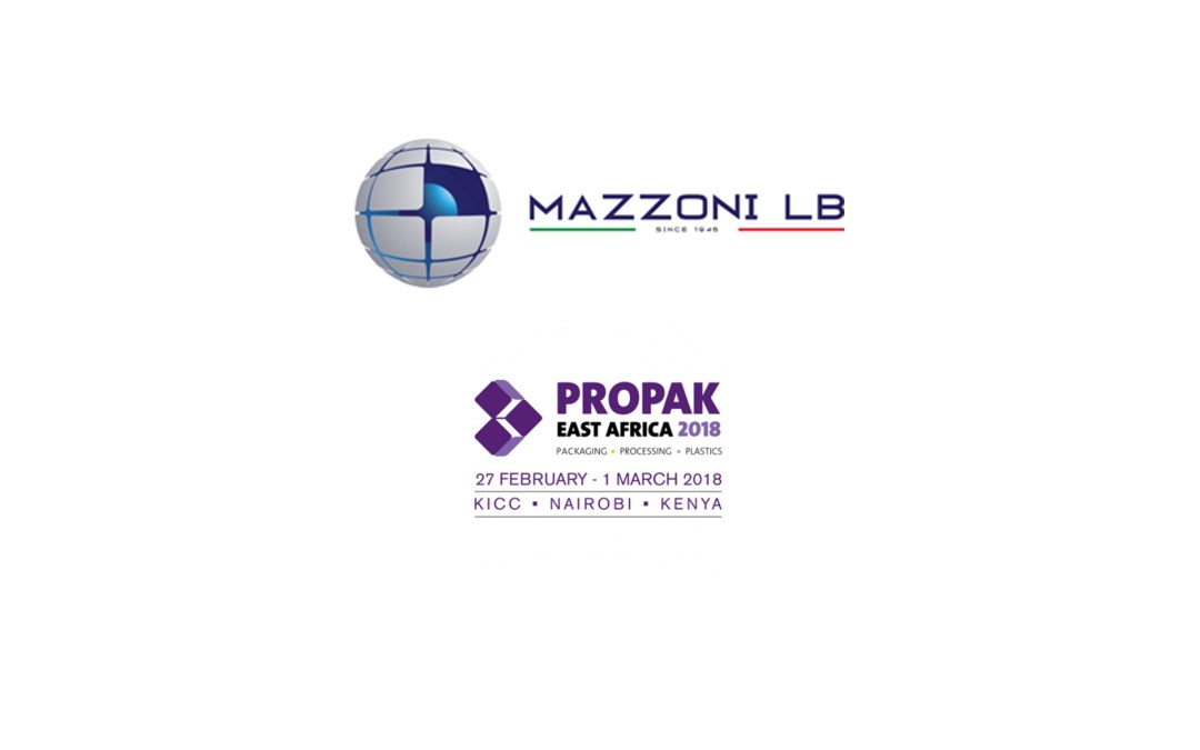 MAZZONI LB IN PROPAK EAST AFRICA 2018 KENYA