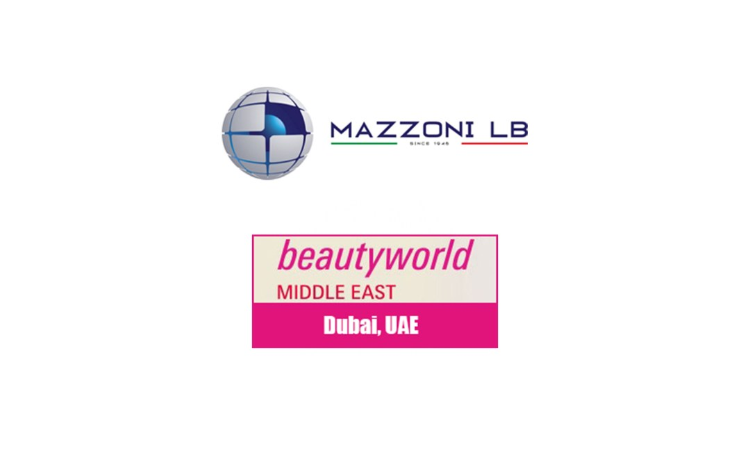 MAZZONI LB IN BEAUTYWORLD MIDDLE EAST 2019 DUBAI