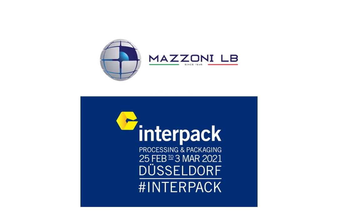 MAZZONI LB IN INTERPACK 2021 DUSSELDORF