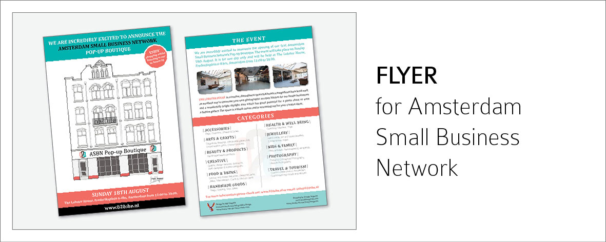 Flyers/Leaflets - MB-GRAPHIX - web flyer