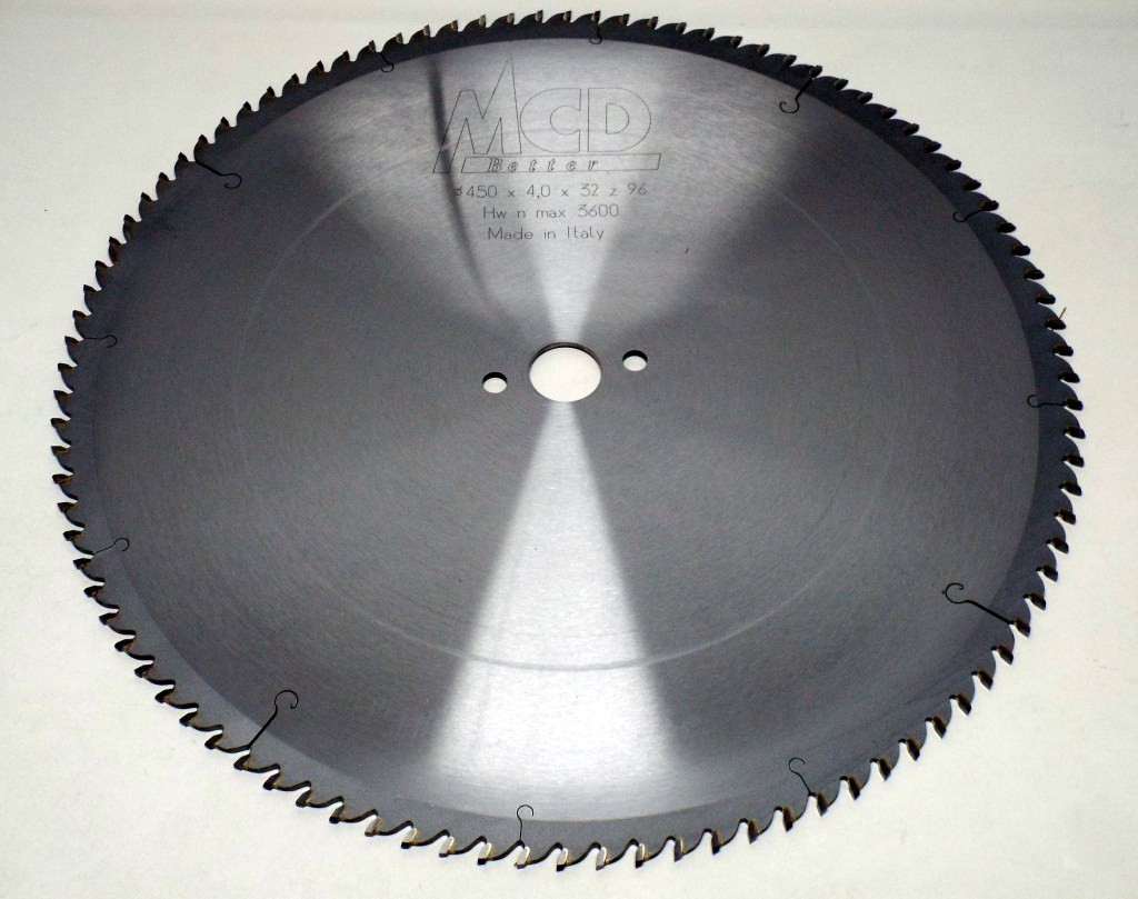 Discos de corte para m quinas de alum nio e pvc mb - Disco corte aluminio ...