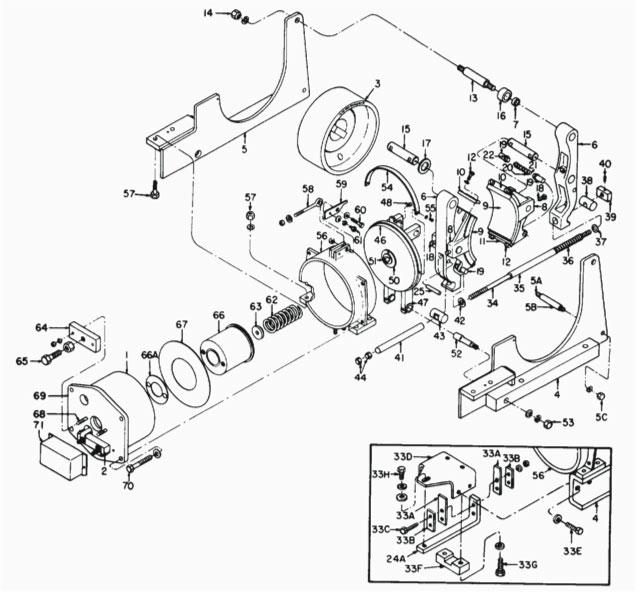 ac motor ge ac motor kit picture