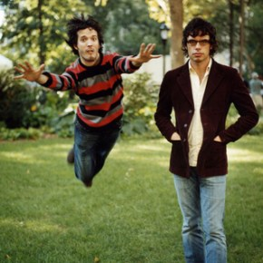 Flight of the Conchords and St. Augustine