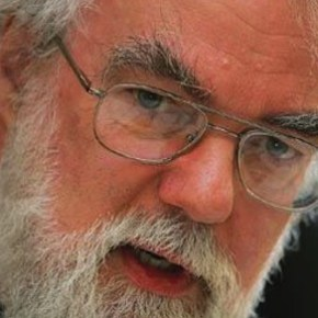 Rowan Williams on Martin Luther and the Cross-Shattered Church