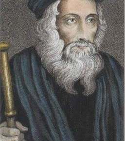 Luther didn't start the fire: John Wycliffe (1324-1384)