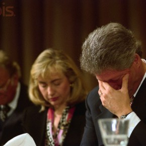 Abreaction, Messiah and Bill Clinton