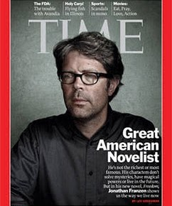 Jonathan Franzen on Growth