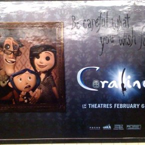 Mockingbird at the Movies: Coraline