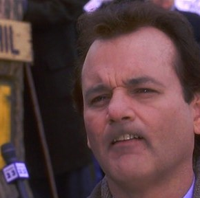 It's Gonna Last You for the Rest of Your Life: Sanctification According to Groundhog Day