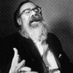 Eleven Addresses to the Lord (6) – John Berryman