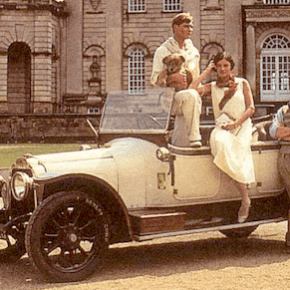 Charles Ryder, Julia Flyte and the Operation of Grace in Brideshead Revisited