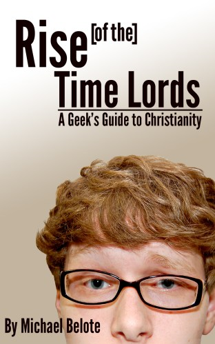 Rise of the Time Lords - Cover