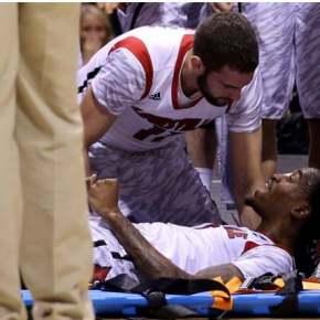 Who Runs Toward an Injury?