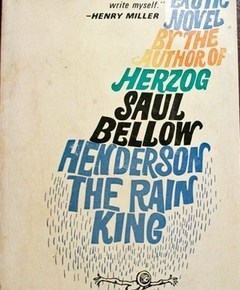 Perpetual Forgiveness in Bellow's Henderson the Rain King