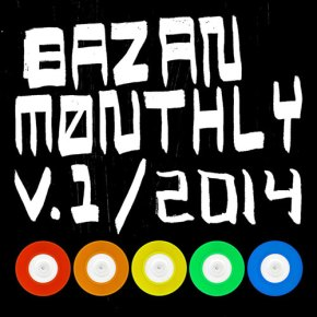David Bazan's Latest, Bazan Monthly Vol. 1