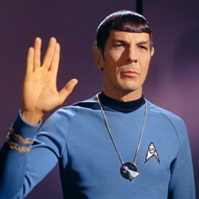 A Brief Parenting Lesson from Mr. Spock