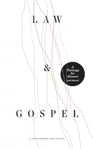 Mbird LAW AND GOSPEL Cover options4