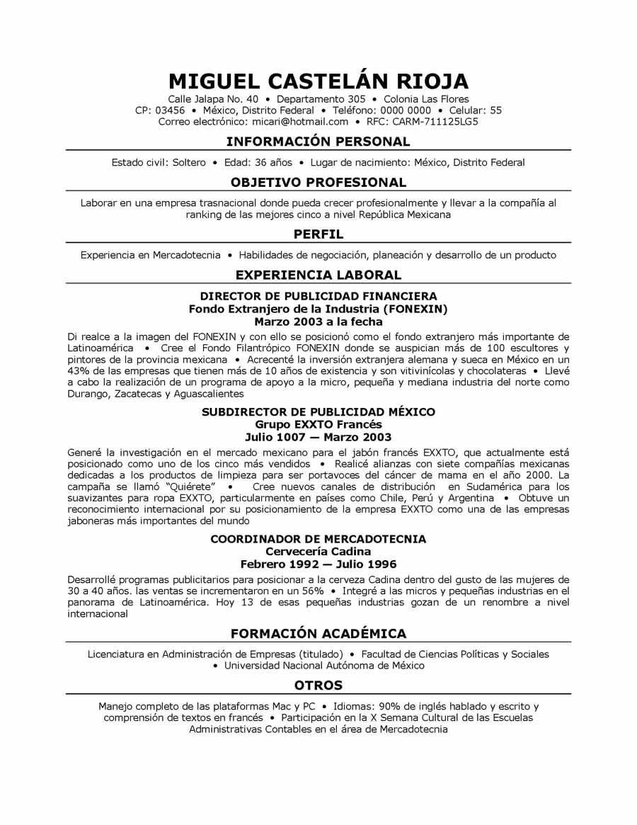 spanish translator resume samples