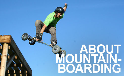 About Mountainboarding