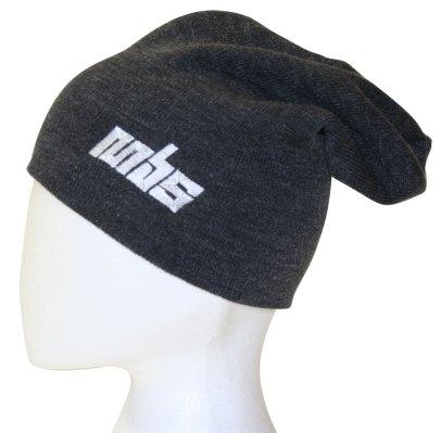 MBS Slouch Beanie - Grey
