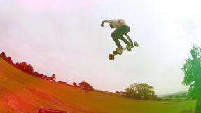 Emlyn Bainbridge at Bugsboarding