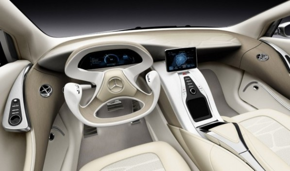 2010 mercedes benz f800 concept 06 4b82089864b0d 625x370 597x353 New design philosophy inside the next S Class