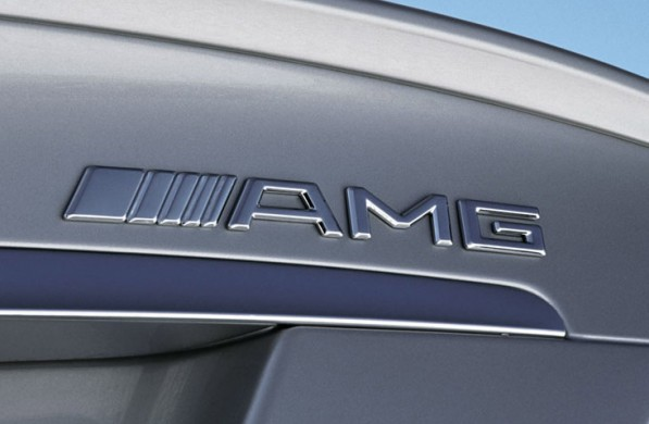 AMG logo 597x390 A Class, B Class Might Get AMG Treatment in a Few Years