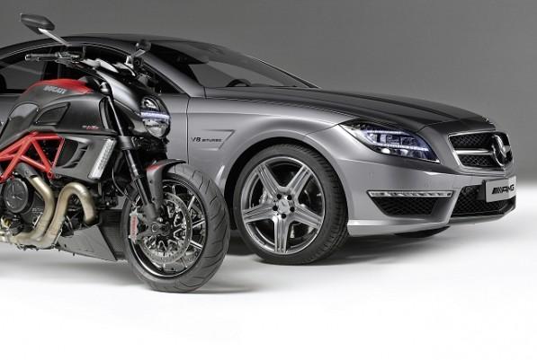 Ducati AMG partnership MotoGP 3 597x401 AMG and Ducati announce partnership for MotoGP efforts