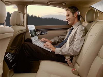 InCar Hotspot Mercedes Adds  InCar Hotspots To GL Class And M Class