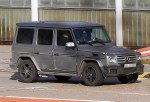 spyshots mercedes benz g65 amg 3 60x60 Mighty V12 G Class Closer To Showrooms