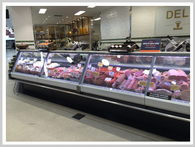 Refrigerated Display Cabinets