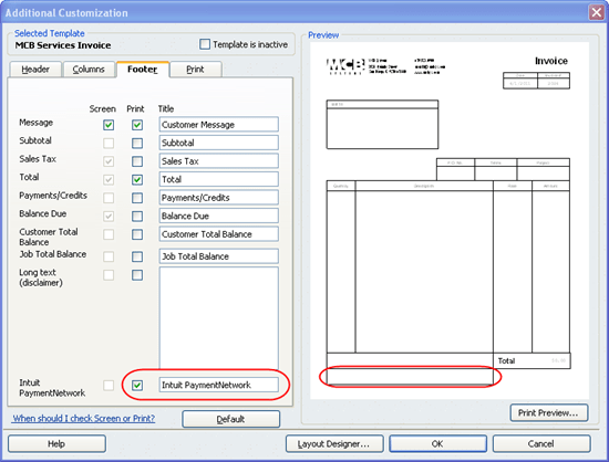 Free Blank Invoice Templates 10 Sample Forms To Download Invoices Reformatted By Quickbooks 2010 R11 Patch Mcb