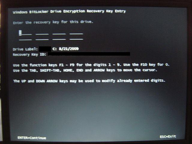 Kon Boot Vs Windows 7 Bitlocker Mcb Systems