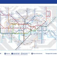 Tube Map Picture Quiz