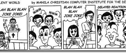 Comic Strip from MCCID