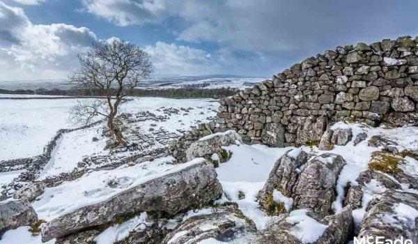 030 dales malham ribblesdale snow
