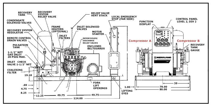 ingersoll rand fuel filter