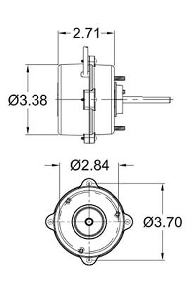 electric fan motors replacement