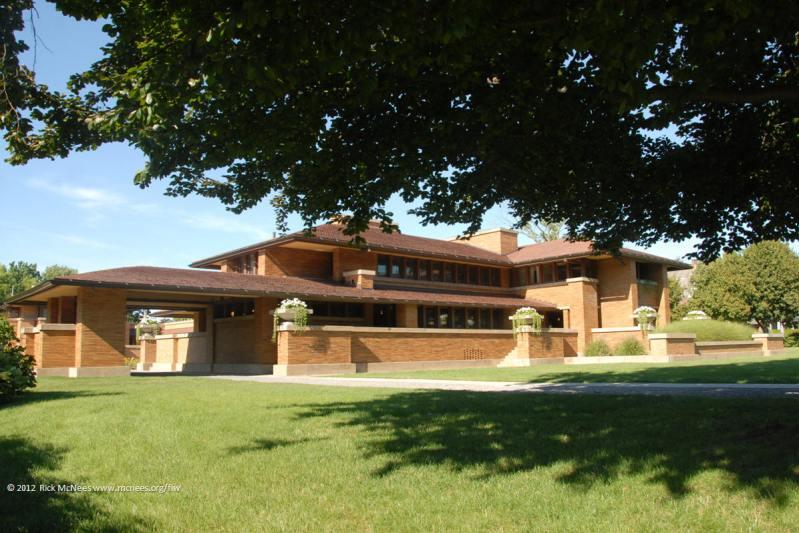 Large Of Darwin Martin House